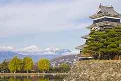 Matsumoto Royalty Free Stock Photography