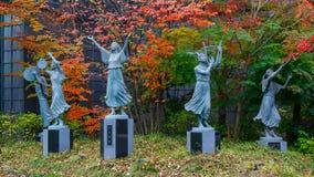 Matsumoto miasta muzeum sztuki Fotografia Royalty Free