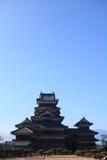Matsumoto-Schloss stockfoto