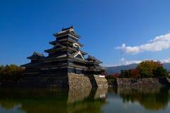 Matsumoto-Stadt, Präfektur Nagano, Japan Stockbild