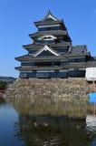 Matsumoto-Stadt, Präfektur Nagano, Japan Lizenzfreies Stockbild
