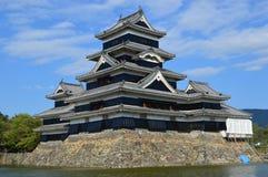 Matsumoto-Stadt, Präfektur Nagano, Japan Lizenzfreies Stockfoto