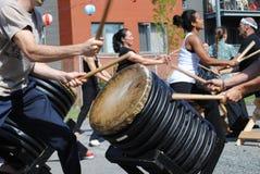 Matsuri japonés del festival Foto de archivo libre de regalías