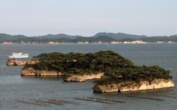 Matsushima Lizenzfreie Stockfotos