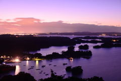 Matsushima Fotografia Stock
