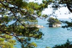 Matsushima Obraz Stock