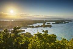 Matsushima Japan royalty-vrije stock fotografie