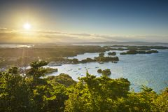Matsushima Japan Royalty Free Stock Photography