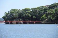 Matsushima Japonia Obraz Stock