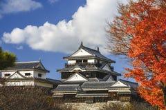 Matsuyama Castle Stock Photo