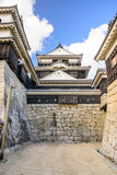 Matsuyama Castle in Japan Royalty Free Stock Image