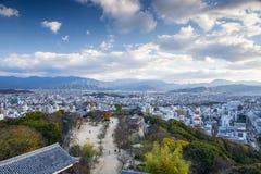 Matsuyama Japan Stock Image