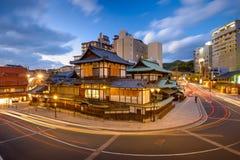 Matsuyama Japan Cityscape Stock Image