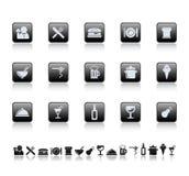 matsymboler Arkivbild