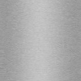 Matt Aluminium (aluminum) Pattern. Stock Photos