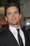Matt Bomer. At the Los Angeles premiere of his new movie In Time at the Regency Village Theatre, Westwood. October 20, 2011 Los Angeles, CA Picture: Paul Smith Royalty Free Stock Image