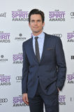 Matt Bomer. At the 2012 Film Independent Spirit Awards on the beach in Santa Monica, CA. February 25, 2012  Santa Monica, CA Picture: Paul Smith / Featureflash Royalty Free Stock Photos