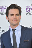Matt Bomer. At the 2012 Film Independent Spirit Awards on the beach in Santa Monica, CA. February 25, 2012  Santa Monica, CA Picture: Paul Smith / Featureflash Royalty Free Stock Images
