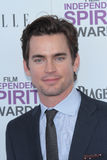 Matt Bomer. At the 2012 Film Independent Spirit Awards, Santa Monica, CA 02-25-12 Royalty Free Stock Images