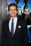 Matt Bomer. LOS ANGELES - JUN 24:  Matt Bomer arrives at the Magic Mike LAFF Premiere at Regal Cinema at LA Live on June 24, 2012 in Los Angeles, CA Royalty Free Stock Photos