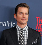 "Matt Bomer. Actor Matt Bomer arrives on the red carpet for the New York premiere of ""The Normal Heart, "" at the Ziegfeld Theatre in New York City on May 12 Stock Images"