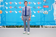 Matt Bomer  al Giffoni Film Festival 2014 Stock Image