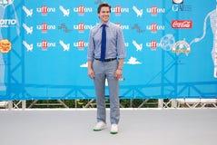Matt Bomer  al Giffoni Film Festival 2014 Stock Images