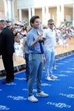 Matt Bomer  al Giffoni Film Festival 2014 Royalty Free Stock Photos