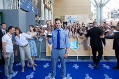 Matt Bomer  al Giffoni Film Festival 2014 Royalty Free Stock Image