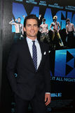 Matt Bomer arrives at the  Royalty Free Stock Photography