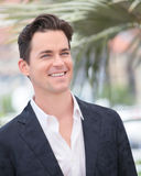 Matt Bomer making selfies at The Nice Guys` Stock Photography