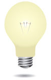 Matt bulb included Stock Image