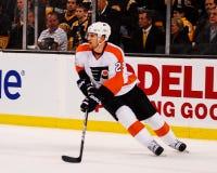 Matt Carle Philadelphia Flyers #25 Royalty Free Stock Image