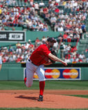 Matt Clement Boston Red Sox Royalty Free Stock Photo