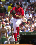 Matt Clement Boston Red Sox Stock Image