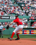 Matt Clement Boston Red Sox Royalty Free Stock Images