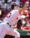 Matt Clement Boston Red Sox Royalty Free Stock Image