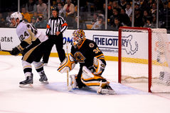 Matt Cooke and Tim Thomas Royalty Free Stock Photography