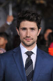 Matt Dallas. At the world premiere of The Twilight Saga: Breaking Dawn - Part 1 at the Nokia Theatre, L.A. Live in downtown Los Angeles. November 14, 2011  Los Royalty Free Stock Photos