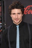 matt dallas Arkivfoton
