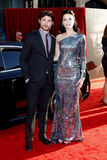 Matt Dallas and Jaimie Alexander Stock Images