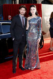 Matt Dallas and Jaimie Alexander Royalty Free Stock Photography