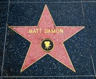 Matt Damon royalty free stock images