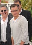 Matt Damon imagen de archivo