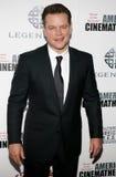 Matt Damon Arkivbilder