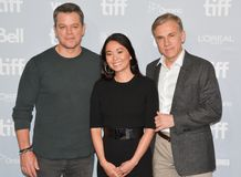 Matt Damon `Downsizing` Premiere at Toronto International Film Festival 2017 Stock Photography