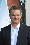 Matt Damon Stock Photos