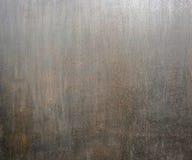 Matt dark rusty flat metal surface background Royalty Free Stock Photo