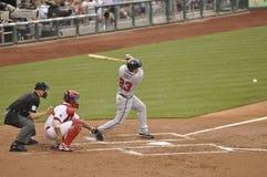 Matt Diaz, Atlanta Braves Royalty Free Stock Image