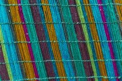 Matt färgrik filt Fotografering för Bildbyråer